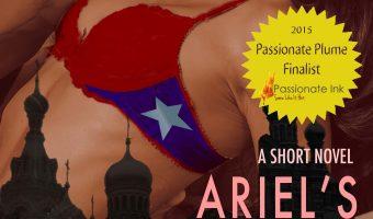 Ariel's Super Power of Love: The Erotic Wonders of a Super Heroic Woman by Liz Adams