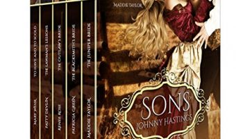 The Sons of Johnny Hastings Box Set by Patty Devlin, Patricia Green, Renee Rose, Maddie Taylor, Mary Wehr