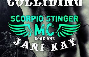 Two Worlds Colliding: Book 1 in Scorpio Stinger MC Series by Jani Kay