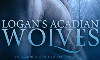 Logan's Acadian Wolves (Immortals of New Orleans Book 4) by Kym Grosso