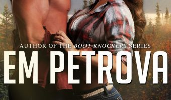 FEATURED BOOK: Something About a Bounty Hunter by Em Petrova