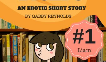 Books & Biceps: Liam, an Erotic Short Story by Gabby Reynolds