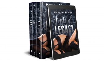 FEATURED BOOK: Lustul Legacy by Maggie Adams