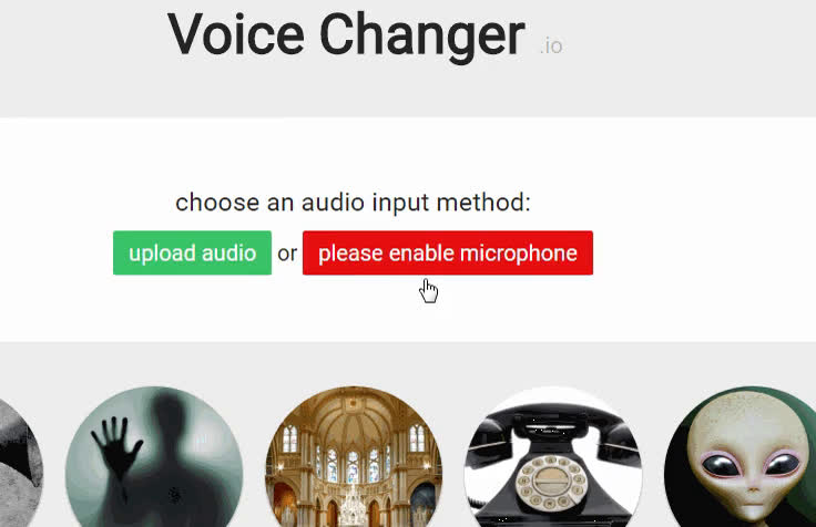 Voice Changer Online - Change your voice in seconds | Steemhunt