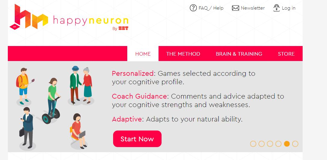 Happy Neuron - Brain Fitness Program to Improve your mind
