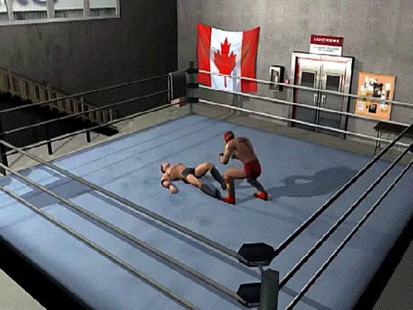 Pro Wrestling x - Defeat opponent and be the king of the ring