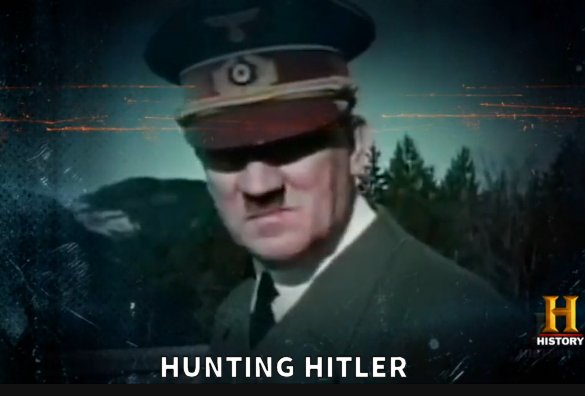 """Hunting Hitler"" [Did Hitler Escape to Argentina?]"