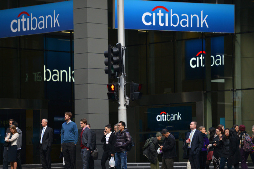 Citibank in Australia Pushes Cashless Society