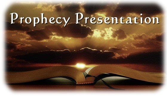 Prophecy Presentation Before a Live Audience