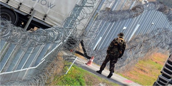 A New Southern Border Fence Was Just Completed…in Hungary!