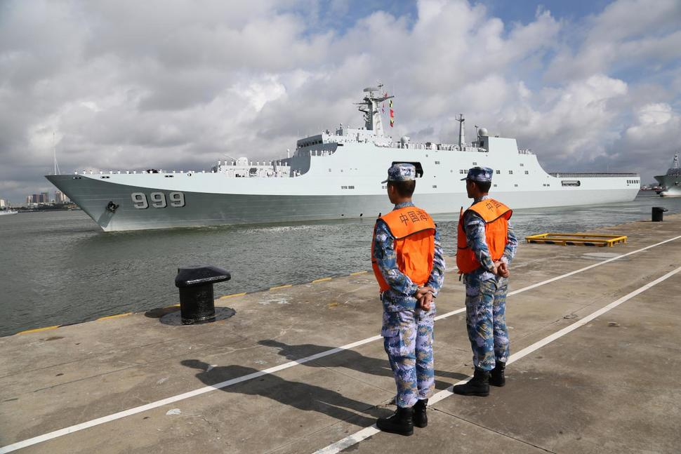 Global Impact of China Establishing Military Base in Horn of Africa
