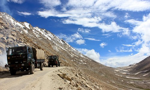 India and China Moving Toward Armed Confrontation