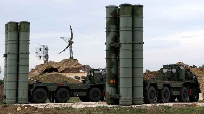 Turkey Buys Russian S-400 System as It Embraces Russia and Iran