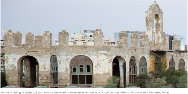 Saudi Arabia to Restore a 900 Year-Old Christian Church