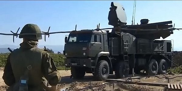 Did Israel Hit an Iranian Base in Syria with Ballistic Missiles?