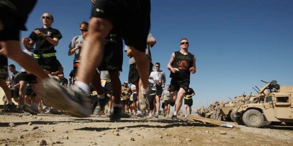 Fitness Tracking Devices Locate US Military Ops Around the World