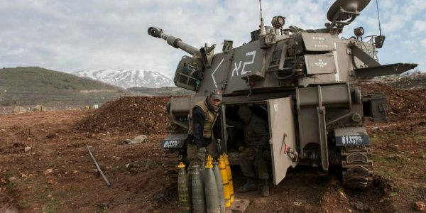 Israeli War Preparations Accelerate
