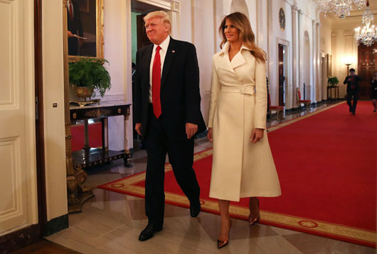 "Melania Trump Insisted the White House Be ""Completely Exorcised""… a Biblical Perspective"