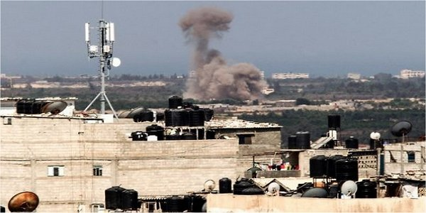 Israel and Egypt Cooperating in Attacks vs. Jihadis in Sinai Region