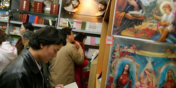 CHINA WANTS TO ALTER THE HOLY  BIBLE–WILL THIS TREND SPREAD ELSEWHERE?