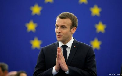 "FRANCE'S MACRON CALLS FOR EUROPE TO EMBRACE THE EU AND REJECT ""NATIONALISM"""