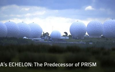 ECHELON: THE INTELLIGENCE ALLIANCE OF THE ANGLO-SAXON NATIONS