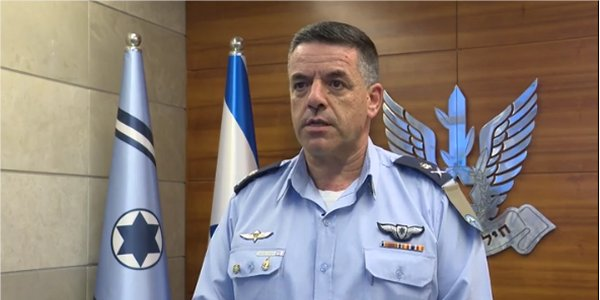 ISRAEL HOSTS MEETING FOR AIR FORCE CHIEFS OF OVER 20 NATIONS
