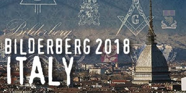 LIST OF PARTICIPANTS AT THE 2018 BILDERBERGER MEETING IN ITALY