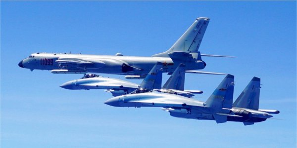 TENSIONS KEEP ESCALATING IN SOUTH CHINA SEA