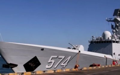 CHANCES OF WAR GROWING IN SOUTH CHINA SEA