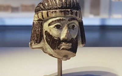 WAS A SCULPTURE OF ANCIENT ISRAEL'S KING AHAB FOUND?