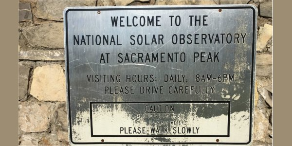 WHY DID THE GOVERNMENT SUDDENLY SHUT DOWN A SOLAR OBSERVATORY IN NEW MEXICO?