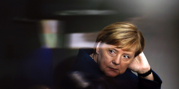 ANGELA MERKEL QUITS AS CDU LEADER– HOW LONG CAN SHE LAST AS CHANCELOR?
