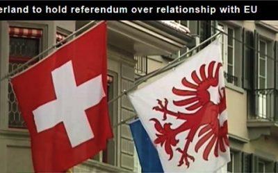 SWITZERLAND DEFIES EU DEMANDS