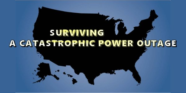 US GOVERNMENT REPORT WARNS AMERICANS TO PREPARE FOR EMERGENCIES