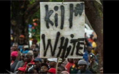 SOUTH AFRICA SLIDING TOWARD CIVIL WAR?