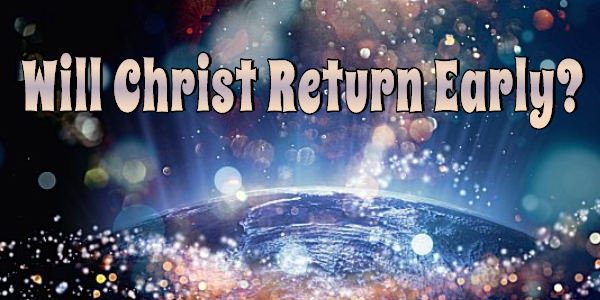 "JESUS CHRIST WILL RETURN ""LIKE A THIEF IN THE NIGHT"""