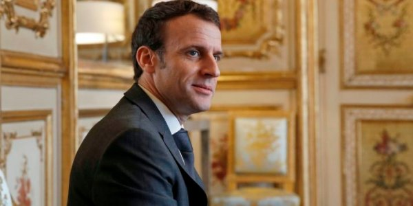 "MACRON'S ""OPEN LETTER"" CALLS FOR EXPANDED EU POWERS"