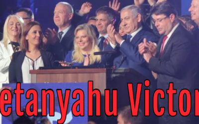 """ISRAELIS RE-ELECT NETANYAHU; IS A MIDEAST """"DEAL OF THE CENTURY"""" IMMINENT?"""