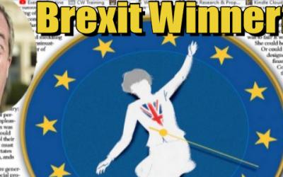 WILL THE BREXIT DELAYS MAKE NIGEL FARAGE THE BRITISH PRIME MINISTER?