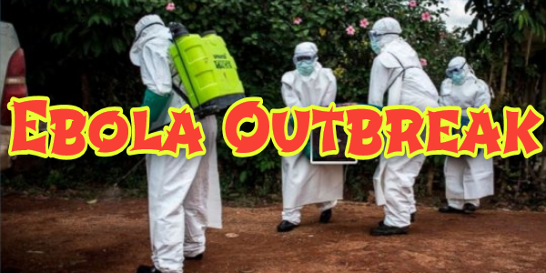 SECOND-WORST EBOLA OUTBREAK IN HISTORY RAGING IN THE CONGO