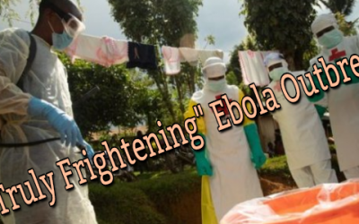 CONGOLESE EBOLA PLAGUE SPREADS TO UGANDA; WHERE WILL IT GO NEXT?
