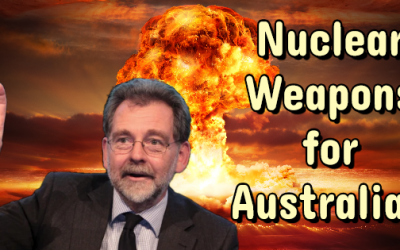 WILL AUSTRALIA  DEVELOP ITS OWN NUCLEAR WEAPONS?