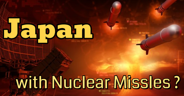 DOES JAPAN ALREADY HAVE NUCLEAR WEAPONS?