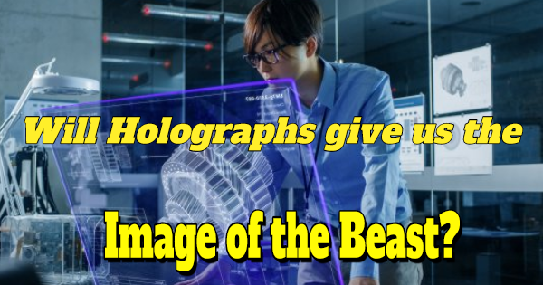 "WHAT IS ""THE IMAGE OF THE BEAST?"""