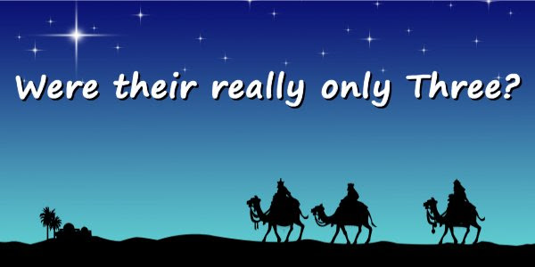 """UNAPPRECIATED FACTS ABOUT THE """"THREE WISE MEN"""" WHO VISITED THE CHRIST-CHILD"""