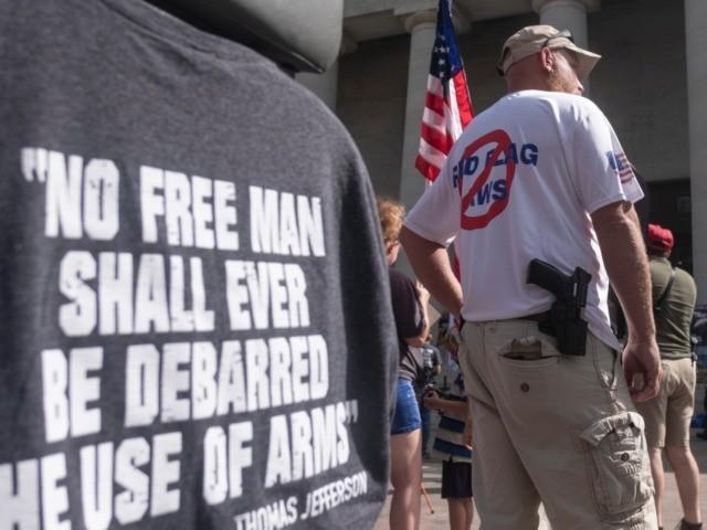 "A GUN CONTROL ""CIVIL WAR"" IMMINENT IN VIRGINIA?"