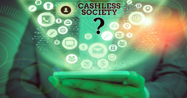 "WILL THE ""BEAST"" SYSTEM BE TOTALLY CASHLESS?"