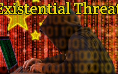 """CHINESE SPYING IN USA IS AN """"EXISTENTIAL THREAT"""""""