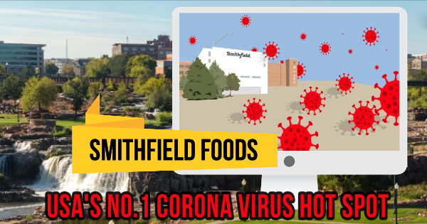 "A PERSONAL REPORT FROM INSIDE THE USA'S ""NUMBER ONE"" CORONAVIRUS HOT SPOT"